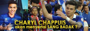 Charyl Chappuis Bakal Sertai Sang Badak ? Betul Bah?