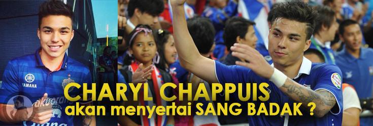 Charyl Chappuis-SabahFA